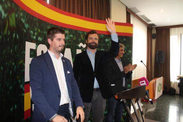 Espinosa de los Monteros califica 'a la izquierda y el separatismo' como 'las dos grandes amenazas de la nación'
