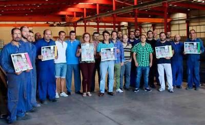 El Soliss FS Talavera presenta su campaña de abonos bajo el lema 'subimos todos'