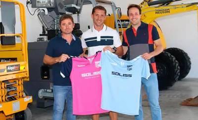 Justo Cáceres seguirá siendo un curso más el alma del Soliss FS Talavera
