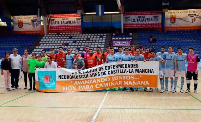 El Soliss FS Talavera se estrenará en la Copa de CLM ante el Ciudad de Toledo