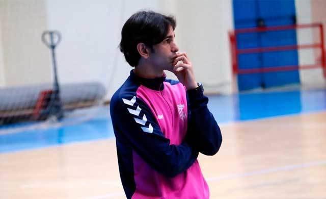 Sergio Jiménez 'Pollo' renueva una temporada más como técnico del Juvenil