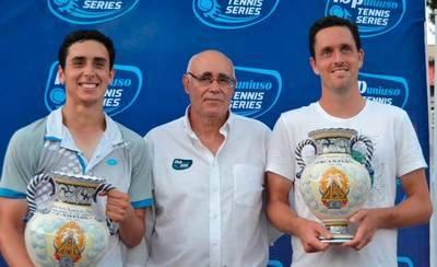 CRÓNICA: Final VII Torneo Nacional de tenis Virgen del Prado