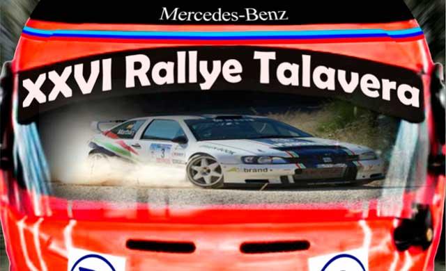 La XXVI Edición del Rallye de Talavera será este fin de semana