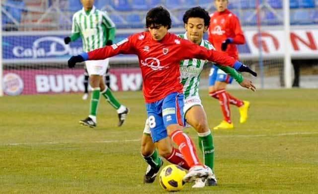 El CF Talavera tiene un nuevo fichaje, el medio centro Víctor Andrés
