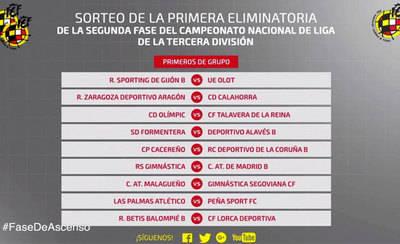 El CF Talavera ya conoce su rival por el ascenso a Segunda B