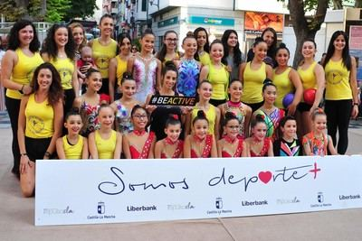 Castilla-La Mancha vuelve a ser referente en la Semana Europea del Deporte con más de 600 actividades