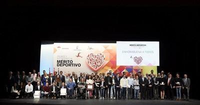Sandra Sánchez, protagonista en la gala de los Reconocimientos al Mérito Deportivo de Castilla-La Mancha