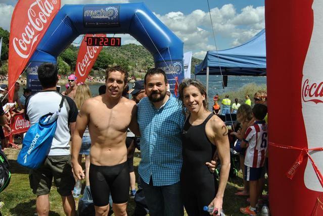 Enorme éxito de la primera prueba del 'Circuito Somos Deporte +' con más de 800 nadadores