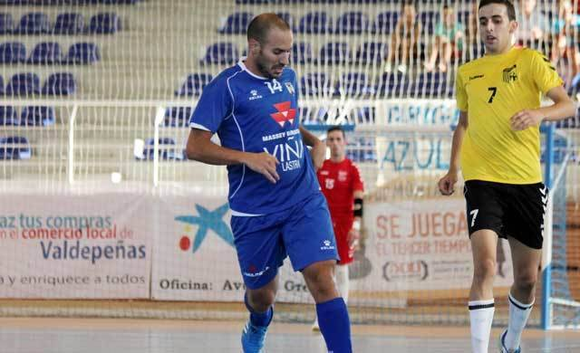 El Soliss FS Talavera gana experiencia con la llegada de Fer