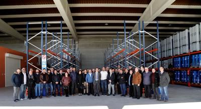 Cerca de 20 millones de euros para proyectos empresariales de los Grupos de Desarrollo Rural
