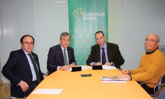 Eurocaja Rural facilita el anticipo de su recaudación a los ayuntamientos de la provincia de Toledo