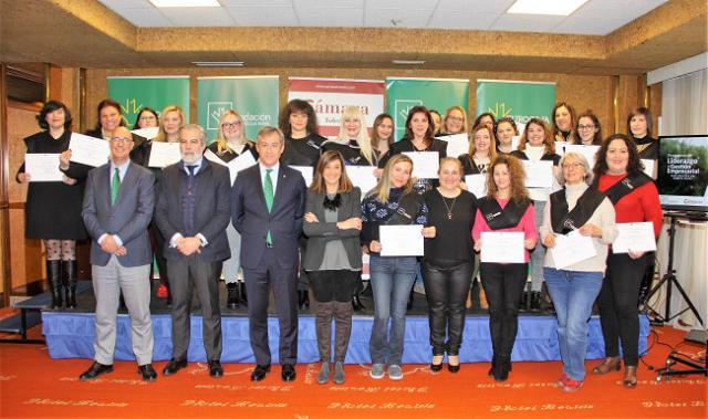 60 mujeres del ámbito rural se forman gracias al programa 'Universidad de la Mujer Rural'