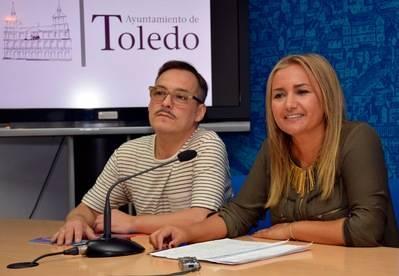 El río Tajo, protagonista del desfile de moda 'Toledo. 30 años'