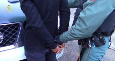 Piden tres años de cárcel para el acusado de tráfico de drogas en Alcaudete de la Jara