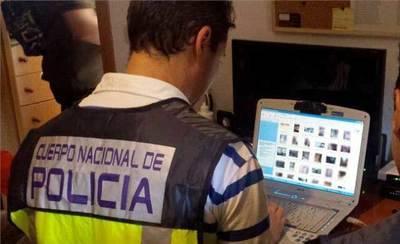 Detenidos en una macrooperación contra la pornografía infantil en Toledo y Ciudad Real