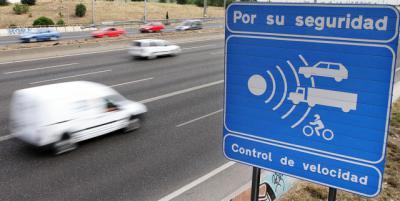Los radares fijos de Castilla-La Mancha, entre los que más denuncias han contabilizado en 2017