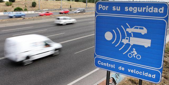 Los radares fijos de Castilla-La Mancha, entre los que más denuncias han contabilizado en 2017 con 186.120
