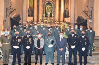 La Guardia Civil de Talavera celebra la Virgen del Pilar