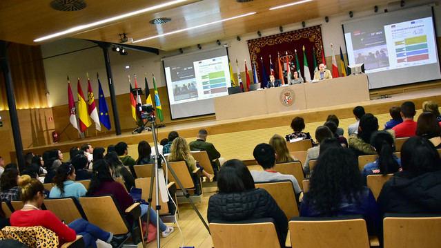 Más de 400 estudiantes participan en el VI Día del Estudiante Internacional de la UCLM