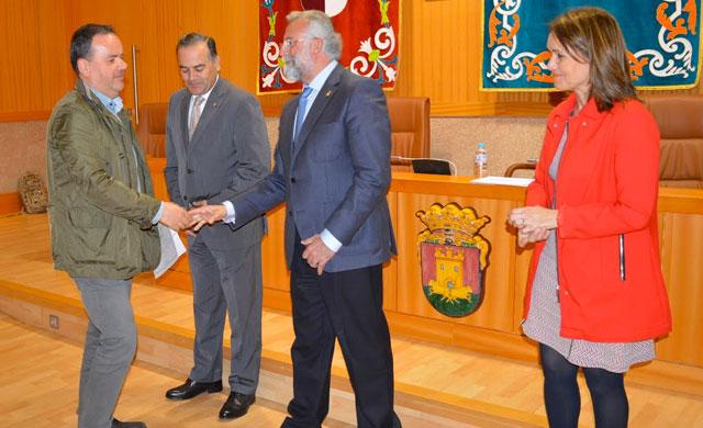 El Ayuntamiento acoge el acto institucional del Día Internacional de la Mujer