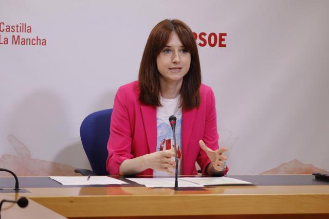 CLM | La diputada talaverana Diana López: 'Con Page no habrá recortes'
