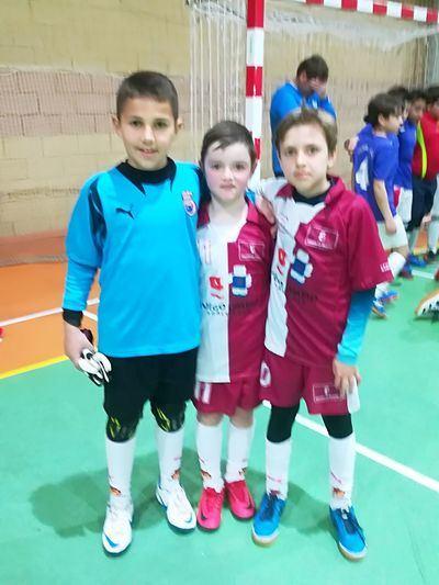 El CF Élite Talavera muy presente en el Campeonato de España Benjamín de Fútbol Sala