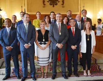 Estos son los cargos del equipo de Gobierno de la Diputación de Toledo