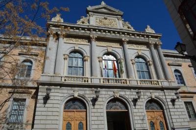 """Diputación de Toledo y sindicatos critican el abandono del PP del pleno para """"evitar apoyar el sistema de pensiones"""""""