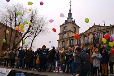 La Diputación se solidariza con la celebración del Día Internacional del Niño con Cáncer