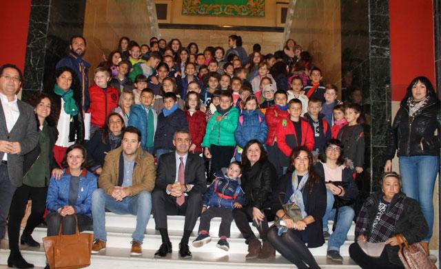 Diputación participa en el VII Foro Infantil organizado por UNICEF