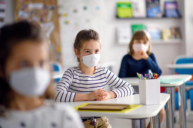 CORONAVIRUS | Solo el 0,09 de aulas de CLM están confinadas