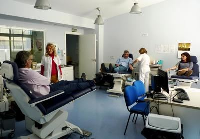 Las donaciones de sangre en Castilla-La Mancha registran un incremento del 4%