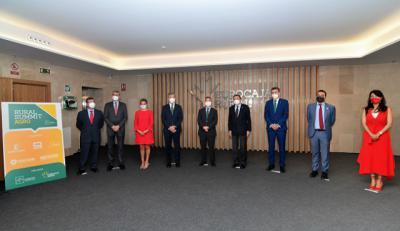 'Rural Summit Agro' escenifica el apoyo de Eurocaja Rural por el sector primario