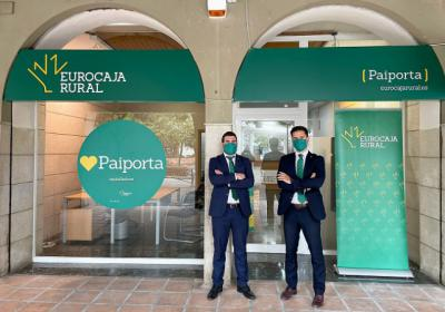 EXPANSIÓN | Eurocaja Rural abre nueva oficina en Paiporta