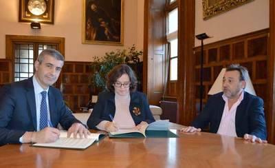5.000 euros de Diputación al proyecto 'Integral Down Talavera'
