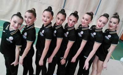 Ocho torrijeñas estarán en el Campeonato Nacional de Gimnasia Rítmica