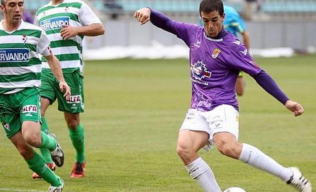 El centrocampista, David Durántez, nuevo fichaje del C.F Talavera