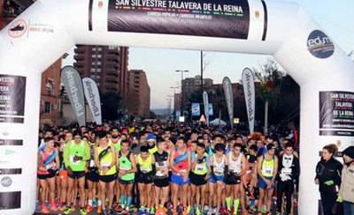 Fernando Alarza y Alba Fernández ganan la San Silvestre Talaverana