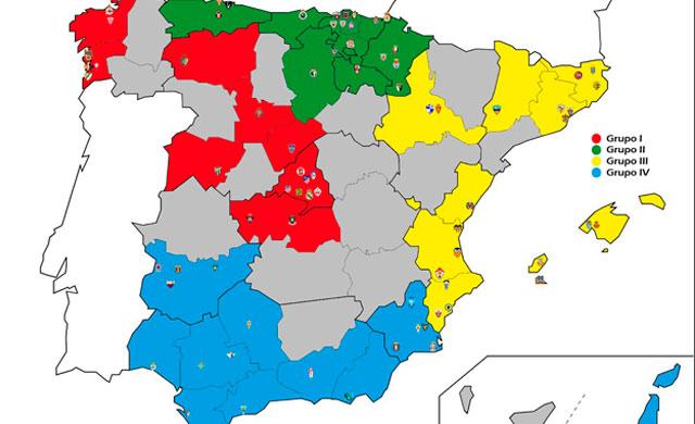 EL CF Talavera conocerá esta mañana el calendario del grupo IV de ...
