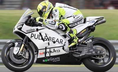 Bautista se queda a un paso del podio en el Gran Premio de Argentina
