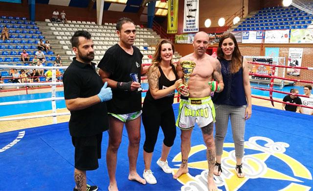 Gran éxito del Campeonato de España de Ring Sports