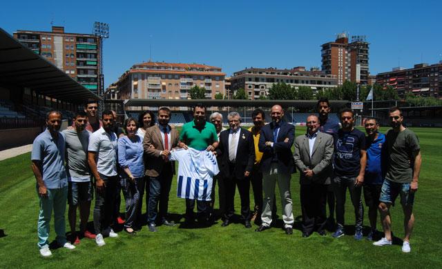 El ascenso del CF Talavera, un aliciente para ser Ciudad Europea del Deporte