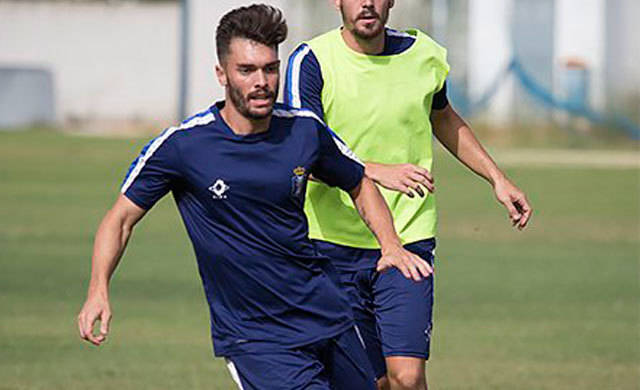 Cristian Fernández, extremo de 28 años, nuevo fichaje del CF Talavera