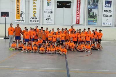 """El Club Amigos del Baloncesto de Talavera pide unas instalaciones municipales """"dignas"""" donde entrenar"""