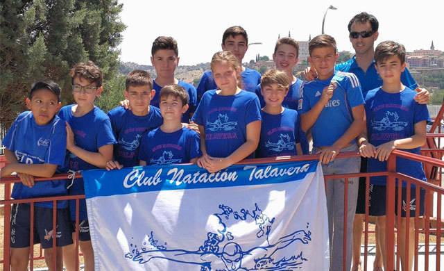 EL CN Talavera, nuevo Campeón Provincial de Verano