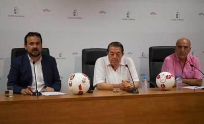 La Copa de Fútbol de CLM que fomentará la prevención de la violencia en el deporte