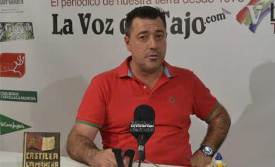 José Antonio Dorado pregonero de las Ferias y Fiestas de San Mateo 2017