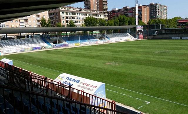 Todo listo en 'El Prado' para que el CF Talavera siga adelante en la Copa del Rey
