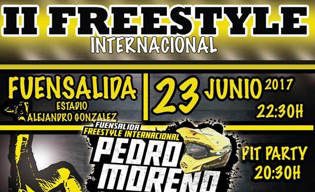 La II edición de Freestyle Internacional llega a Fuensalida