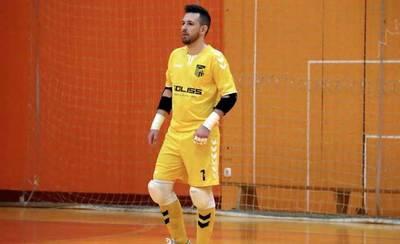 Diego Vinuesa no seguirá en el Soliss FS Talavera la próxima temporada